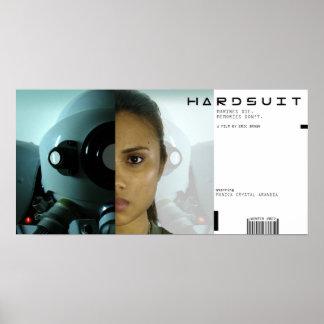 Hardsuit  movie poster