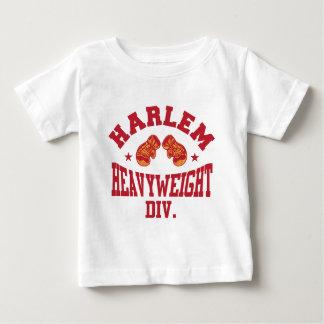 Harlem Heavyweight Red Baby T-Shirt