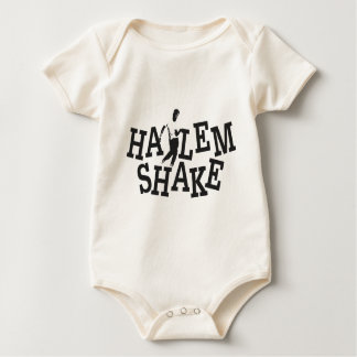 Harlem Shake Baby Bodysuit