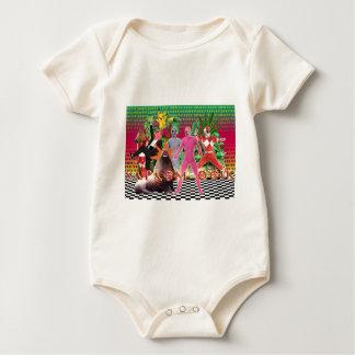 Harlem Shake Collection Baby Bodysuit