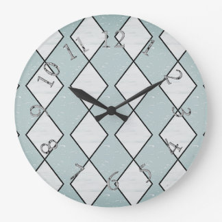 Harlequin_Classic-Ocean-Fog(c)Multi-Choices Large Clock