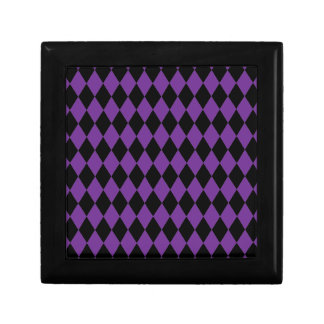 Harlequin Grape and Black Gift Box