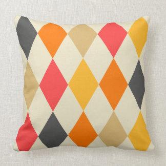 Harlequin Sienna Throw Pillow