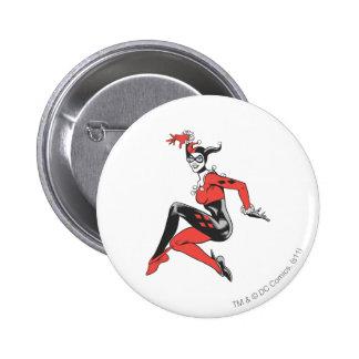 Harley Quinn 1 6 Cm Round Badge