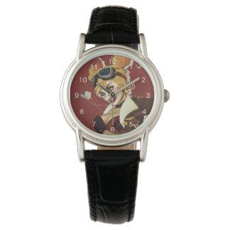 Harley Quinn Bombshells Pinup Wristwatch