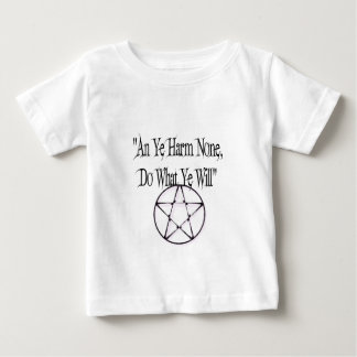 Harm None, Do What You Will T-shirt