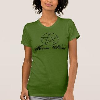 Harm None T-shirt