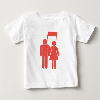 Harmony in Sync Baby T-Shirt