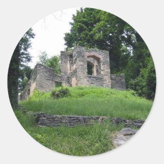Harpers Ferry, West Virginia Classic Round Sticker