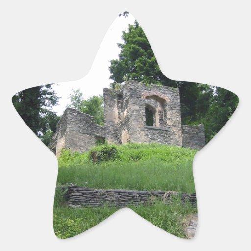 Harpers Ferry, West Virginia Star Sticker