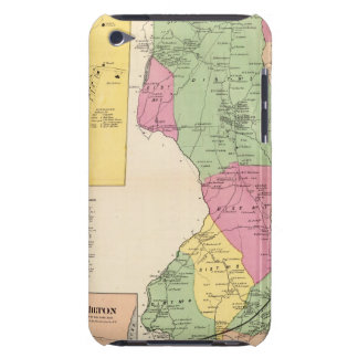 Harrison, Rye towns iPod Touch Case
