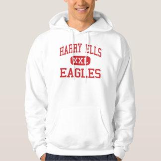 Harry Ells - Eagles - High - Richmond California Hoodie