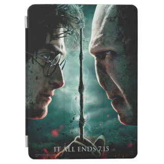 Harry Potter 7 Part 2 - Harry vs. Voldemort iPad Air Cover