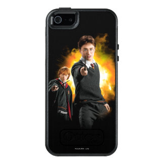 Harry Potter and Ron Weasely OtterBox iPhone 5/5s/SE Case