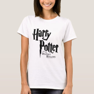 Harry Potter and the Deathly Hallows Logo 2 T-Shirt