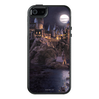 Harry Potter Castle | Great Lake to Hogwarts OtterBox iPhone 5/5s/SE Case