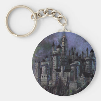 Harry Potter Castle | Magnificent Hogwarts Key Ring