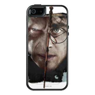 Harry Potter Collage 10 OtterBox iPhone 5/5s/SE Case