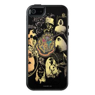 Harry Potter   Colorful Hogwarts Crest OtterBox iPhone 5/5s/SE Case