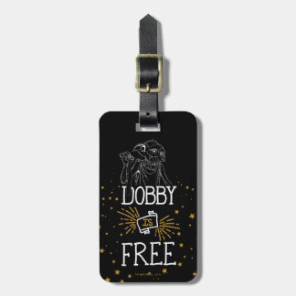 Harry Potter | Dobby Is Free Luggage Tag