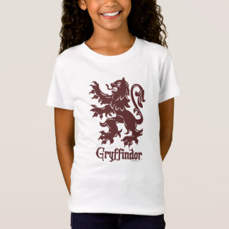 Harry Potter | Gryffindor Lion Graphic T-Shirt