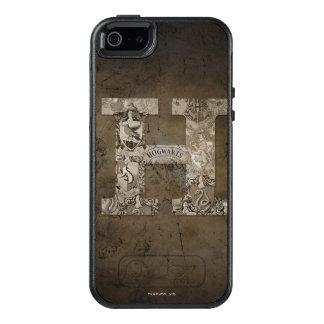 Harry Potter | Hogwarts Monogram OtterBox iPhone 5/5s/SE Case