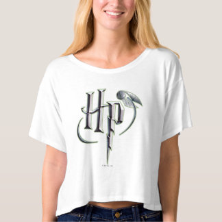 Harry Potter HP Quidditch Logo T-Shirt