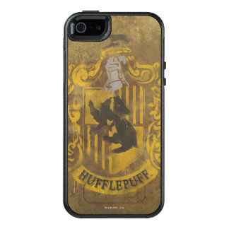 Harry Potter | Hufflepuff Crest Spray Paint OtterBox iPhone 5/5s/SE Case