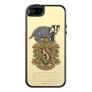 Harry Potter | Hufflepuff Crest with Badger OtterBox iPhone 5/5s/SE Case