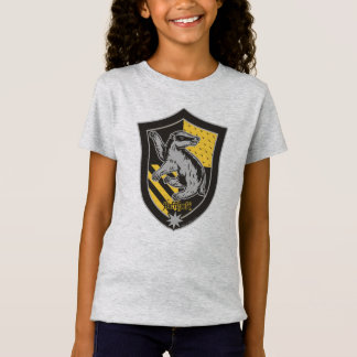 Harry Potter | Hufflepuff House Pride Crest T-Shirt