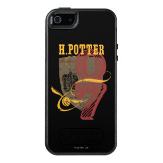 Harry Potter | QUIDDITCH™ OtterBox iPhone 5/5s/SE Case