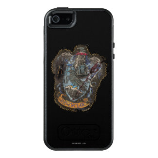 Harry Potter | Ravenclaw Crest - Destroyed OtterBox iPhone 5/5s/SE Case