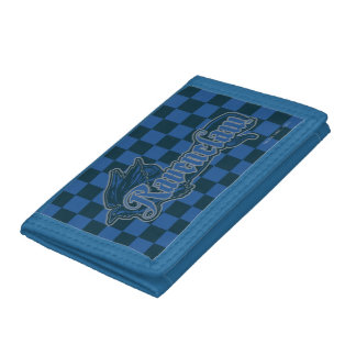 Harry Potter | Ravenclaw Eagle Graphic Trifold Wallets