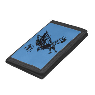 Harry Potter | Ravenclaw Eagle Icon Trifold Wallet