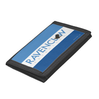 Harry Potter | Ravenclaw House Pride Logo Trifold Wallets