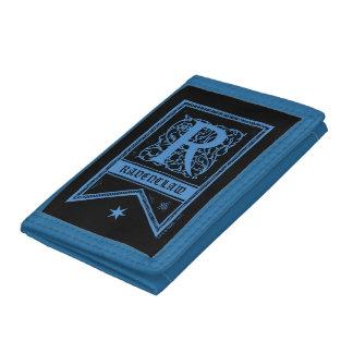 Harry Potter | Ravenclaw Monogram Banner Tri-fold Wallet