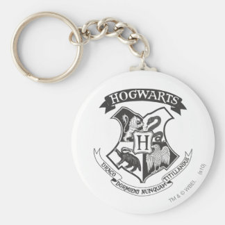 Harry Potter | Retro Hogwarts Crest Key Ring