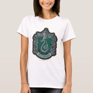 Harry Potter | Retro Mighty Slytherin Crest T-Shirt
