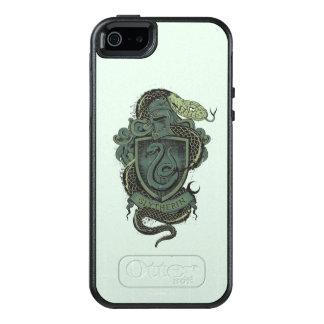 Harry Potter    Slytherin Crest OtterBox iPhone 5/5s/SE Case