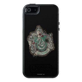 Harry Potter | Slytherin Crest - Vintage OtterBox iPhone 5/5s/SE Case