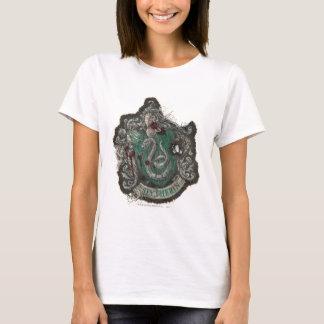 Harry Potter | Slytherin Crest - Vintage T-Shirt