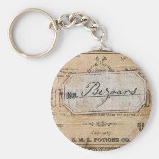 Harry Potter Spell | Bezoars Key Ring