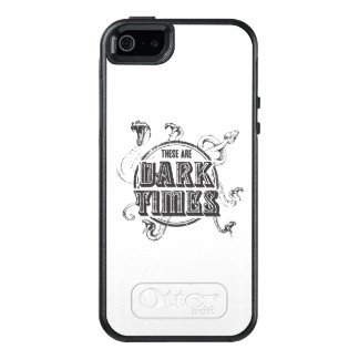 Harry Potter Spell | Dark Times OtterBox iPhone 5/5s/SE Case