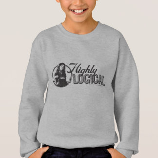 Harry Potter Spell | Highly Logical Sweatshirt