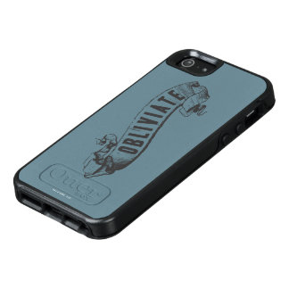 Harry Potter Spell | Obliviate OtterBox iPhone 5/5s/SE Case