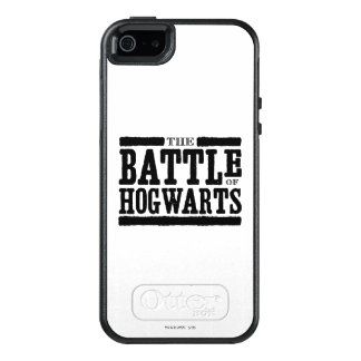 Harry Potter Spell | The Battle of Hogwarts OtterBox iPhone 5/5s/SE Case
