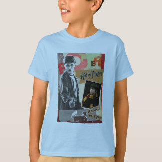 Harry Potter Then and Now T-Shirt