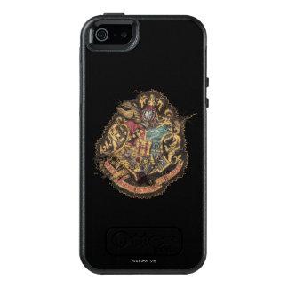 Harry Potter   Vintage Hogwarts Crest OtterBox iPhone 5/5s/SE Case