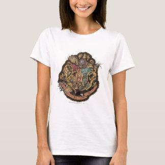 Harry Potter | Vintage Hogwarts Crest T-Shirt