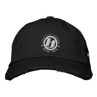 Hartley Acres / black cap Embroidered Baseball Caps